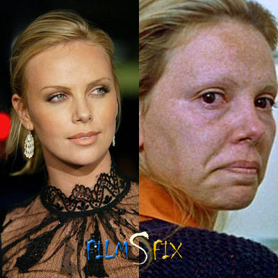 Acteur Physique Charlize Theron Monster Grosse Normal