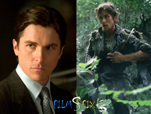 Acteur Physique Christian Bale Rescue Dawn Maigre Normal 580x440