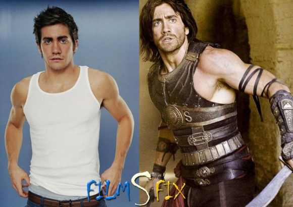 Acteur Physique Jake Gyllenhaal Prince Of Persia Muscle Normal 580x410