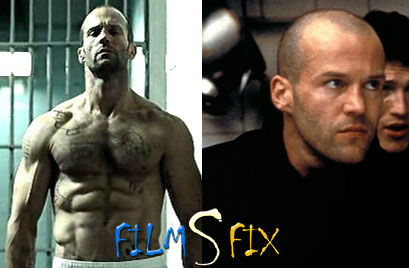 Acteur Physique Jason Statham Death Race Muscle Normal