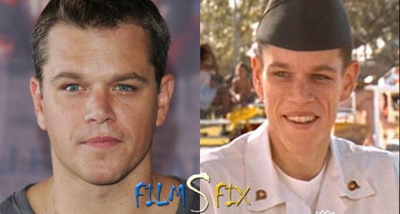 Acteur Physique Matt Damon Courage Under Fire Maigre Normal 580x310
