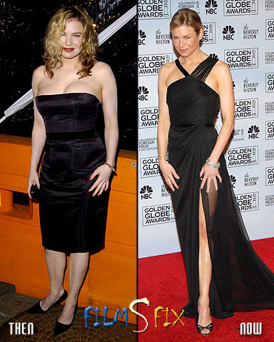 Acteur Physique Renee Zellweger Gros Normal Bridget Jones