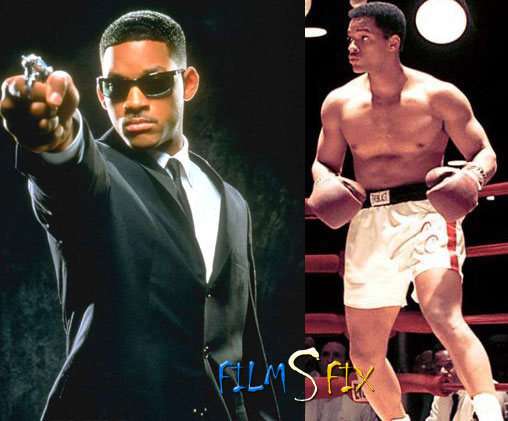 Acteur Physique Will Smith Ali Muscle Normal