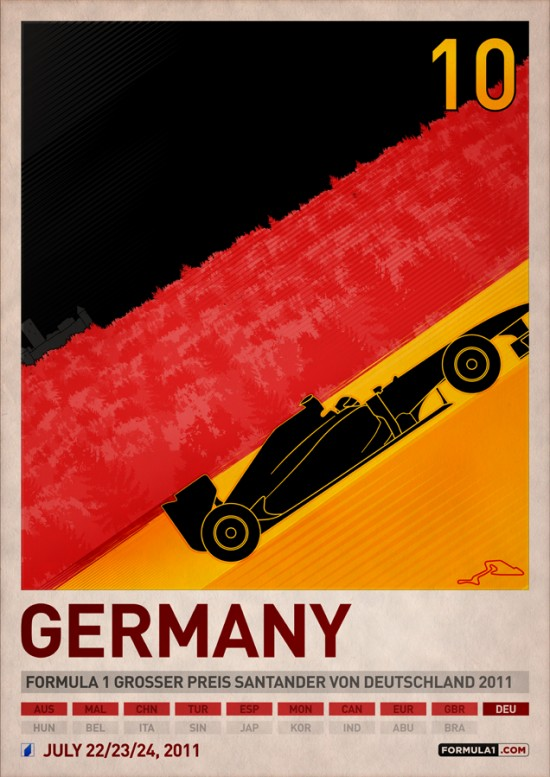formule 1 germany
