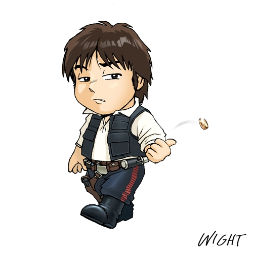 H Is For Han By Joewight