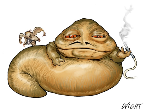 J_is_for_Jabba_by_joewight