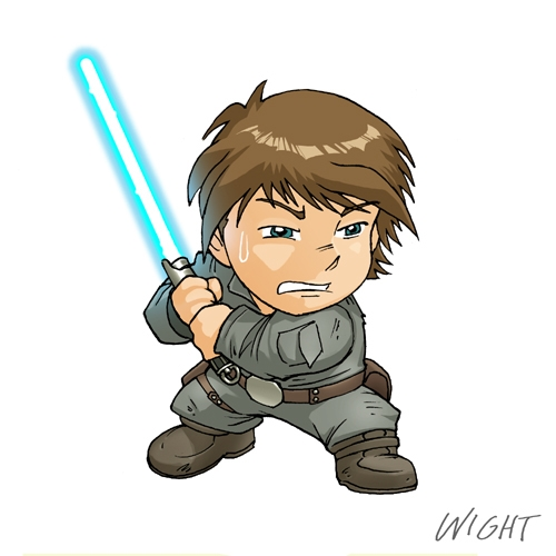 L Is For Luke By Joewight