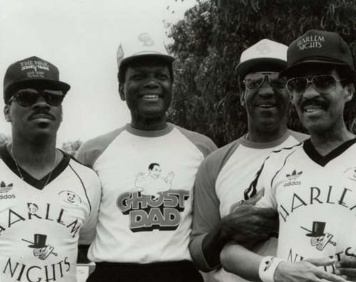 Eddie Murphy, Sidney Poitier, Bill Cosby Et Richard Pryor