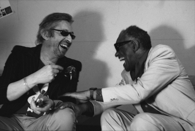 Serge Gainsbourg Et Ray Charles