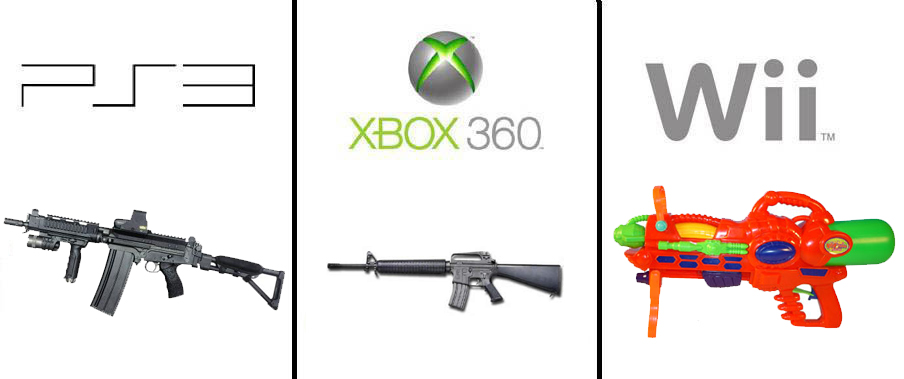 difference entre xbox one et xbox360