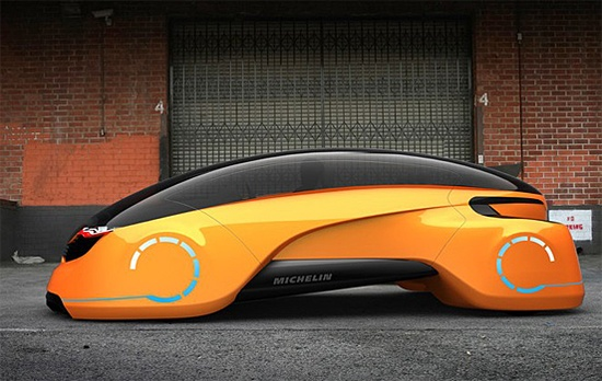 Scarab Electric Car