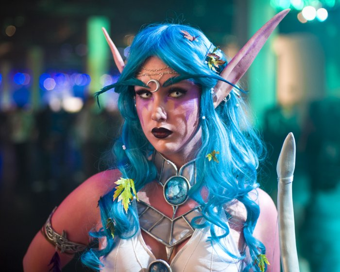 Les Cosplay du BlizzCon 2011