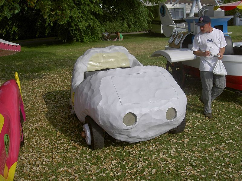 Wacky Races   Boulder Mobile