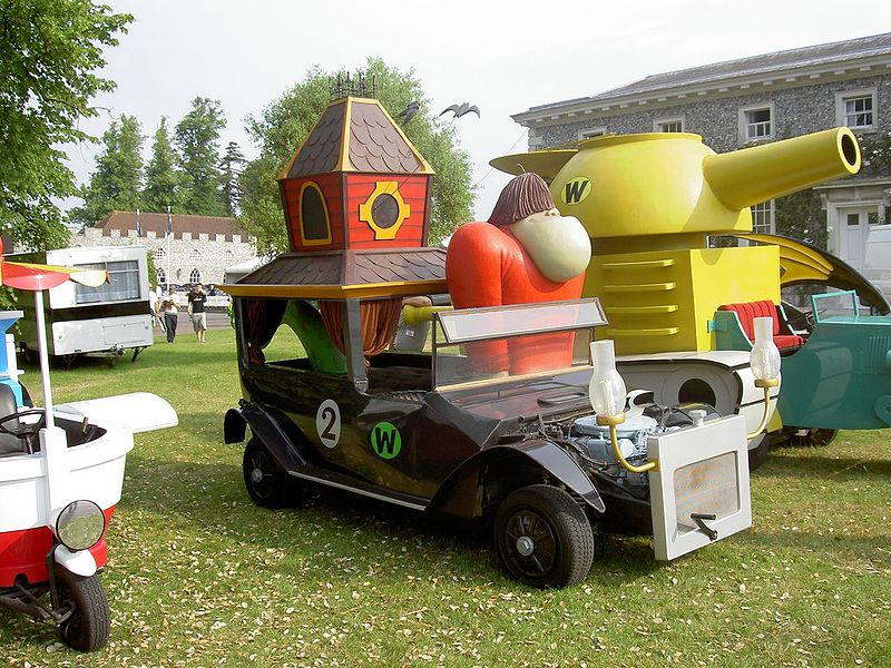 Wacky Races   The Creepy Coupe