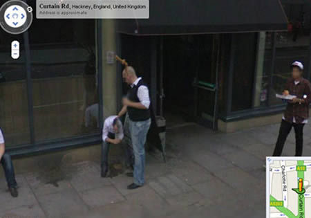 Googl Street View Fail  5
