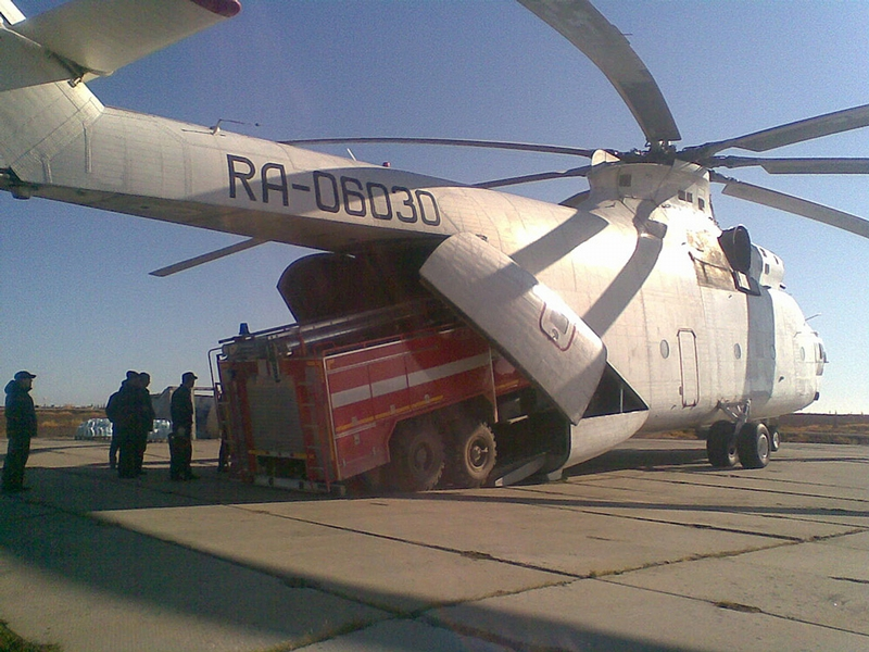 Helicoptere Mil Mi 26 04