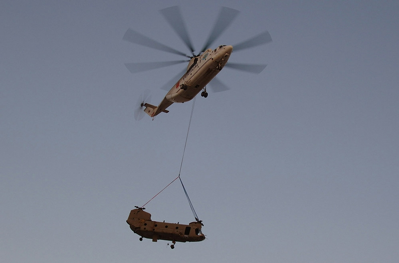 Helicoptere Mil Mi 26 07