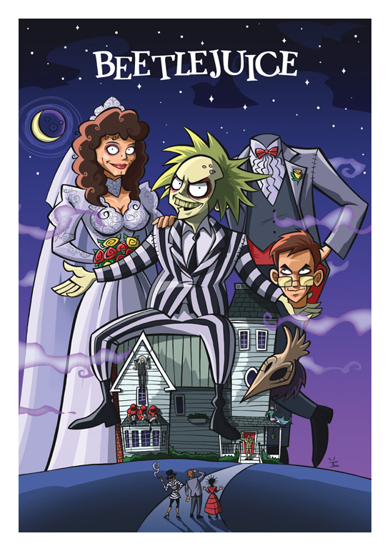 Beetlejuice  Cinemarium  By Inkjava D58htht