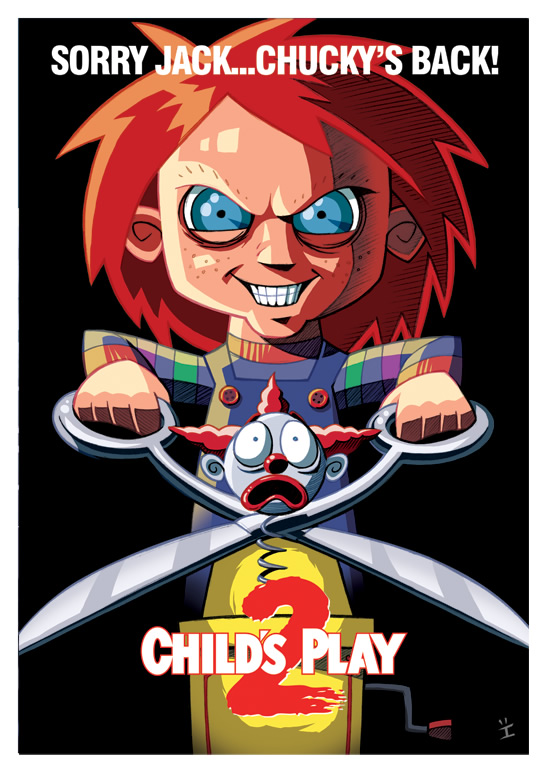 Child  S Play 2 By Twiggylizard D58bh4j