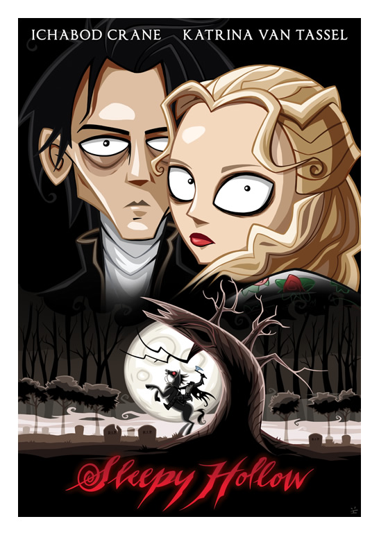 Sleepy Hollow  Cinemarium  By Inkjava D58humd