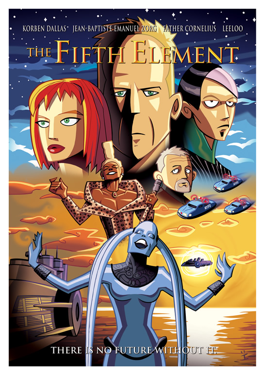 The Fifth Element By Twiggylizard D58djpx