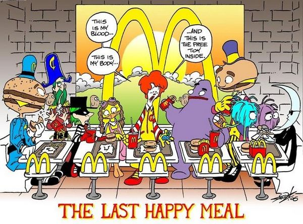 Mc Do Last Happy Meal