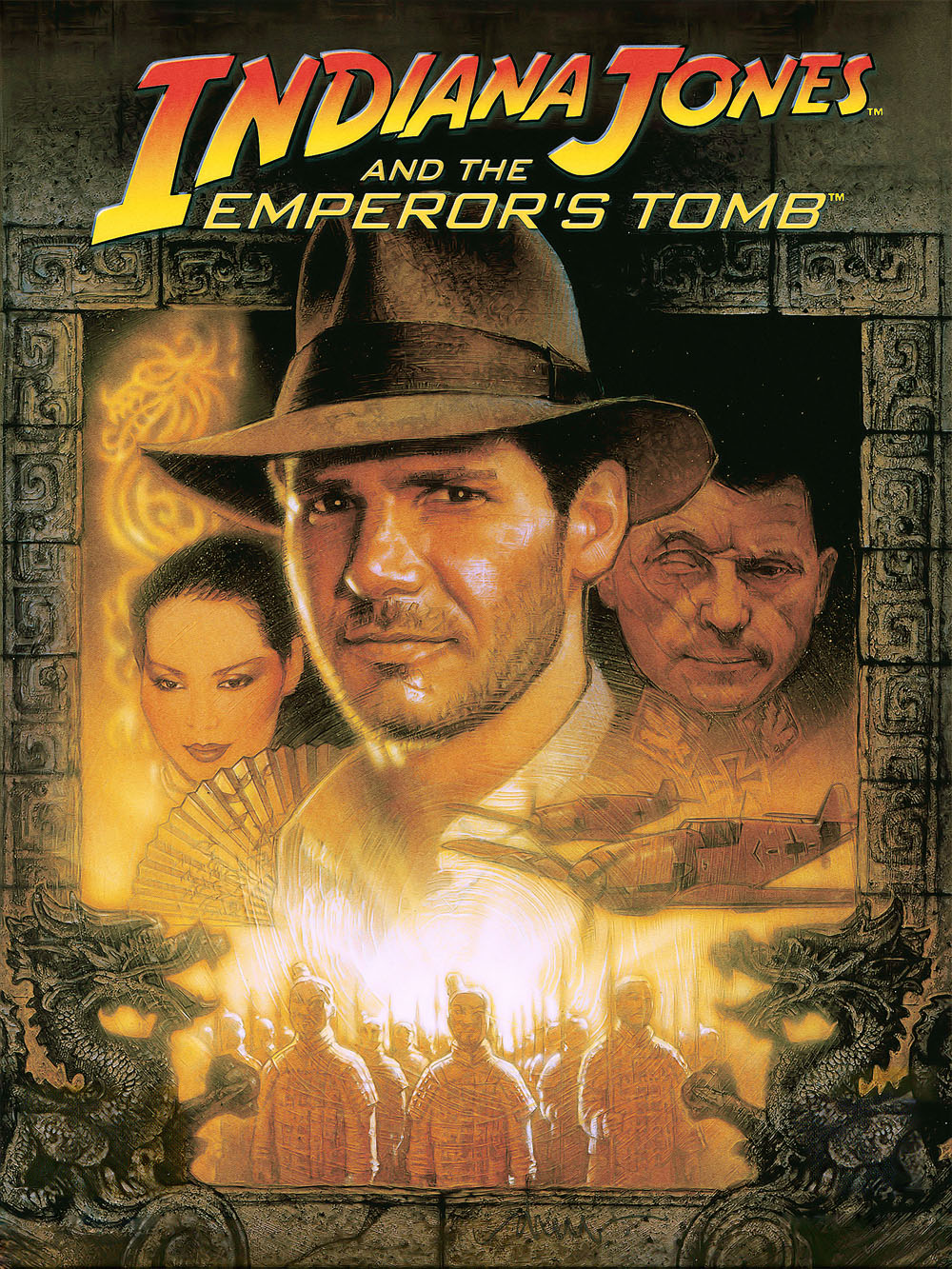 Indiana Jones Emperor Tomb