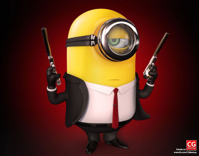 """toyhaven: Who's Who of the Minions from """" Despicable Me """""""