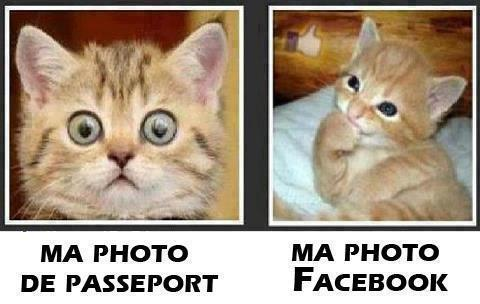 Photo Passeport Facebook