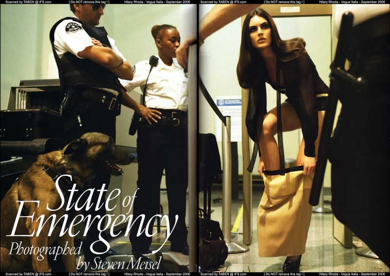 Pub Vogue State Of Emergency