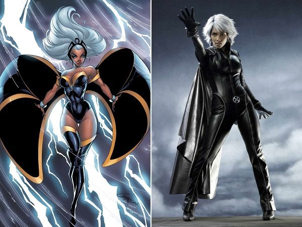 X Men Les Differences Entre Les Comics Et Les Versions Cinema